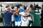 Bastidores da goleada do Fluminense sobre o Figueirense em Florianópolis