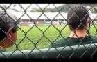 Conca visitou os amigos no Fluminense e foi ovacionado pela torcida