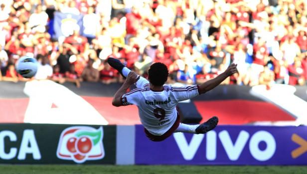 Fluminense x Flamengo 2015