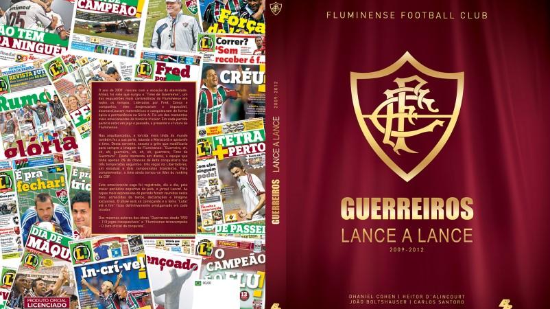 O Fluminense será o primeiro clube a ter um estande na Bienal do Livro 8aae1bf9661ff