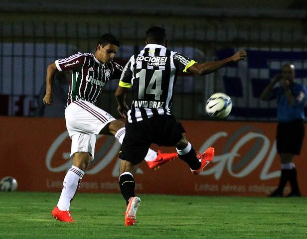 Resultado de imagem para Santos x Fluminense 2016