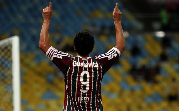 Com 11 gols, Fred conquista segunda artilharia seguida pelo Fluminense
