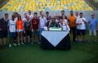 Sócios fizeram a festa no Maracanã