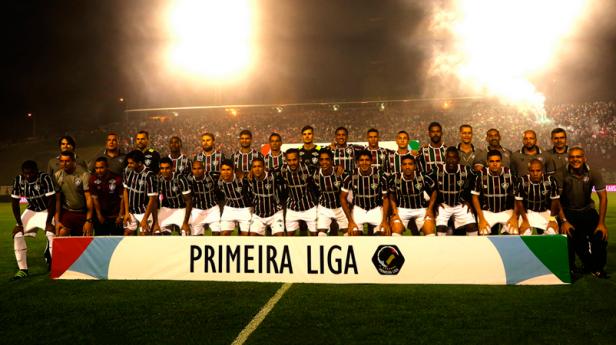 Fluminense é campeão da Copa da Primeira Liga