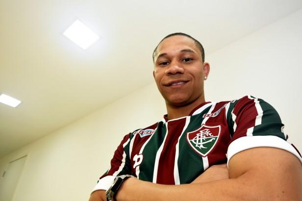 'O bom filho…' Fluminense acerta o retorno do atacante Wellington