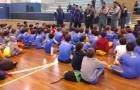 futsal tricolor - Divulgação FFC