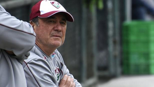 Fluminense: Levir faz apenas uma alteração no time para jogo contra o Atlético-PR