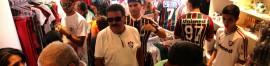 Loja Fluminense FC . - Foto Nelson Perez 15.616