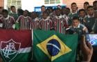 Sub-19 visita escola em Durban - Foto Divulgação - 01.08.16
