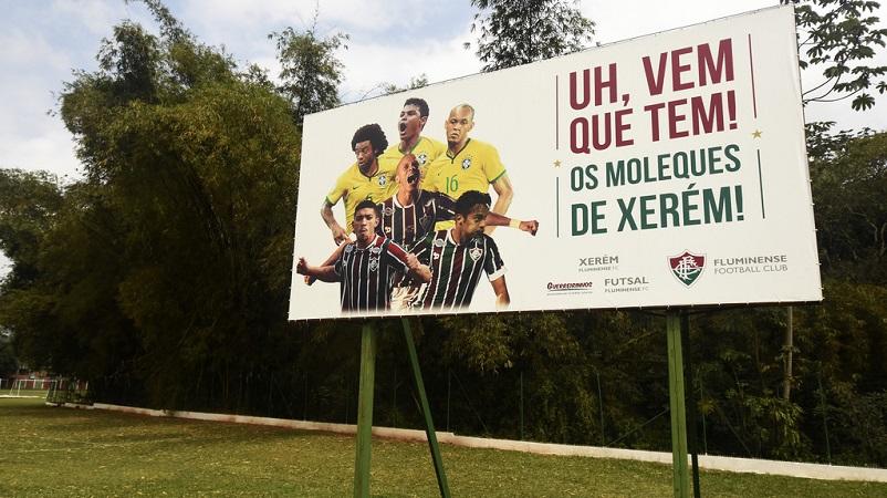 O Fluminense tem a melhor academia de formação do Rio