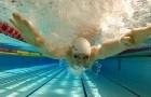 imagem sub aquatica - treinamento Londres