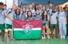 Equipe tricolor infantil